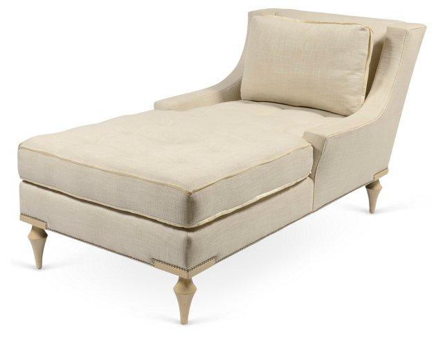 Custom Chaise Lounge