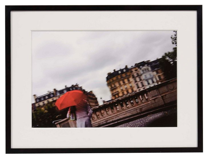 Paris in the Spring by Liza Gizara
