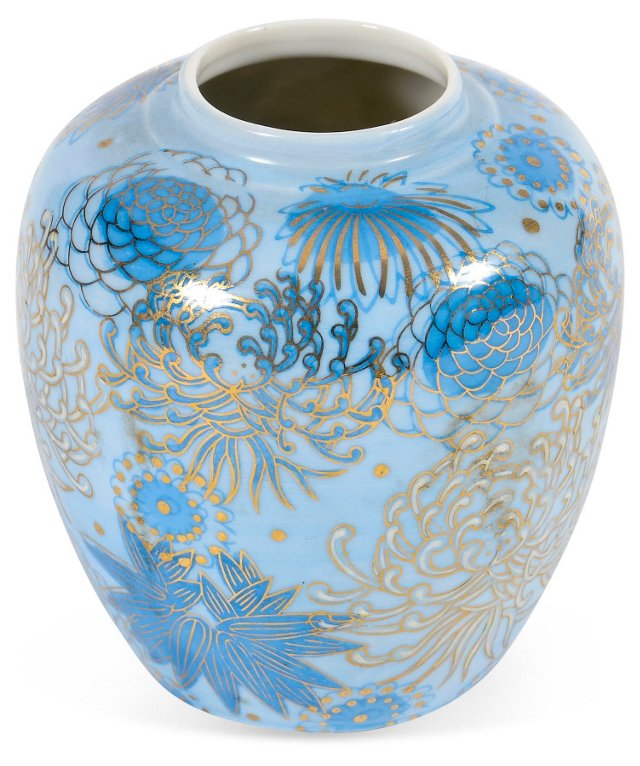 Japanese Imperial Ware Vase