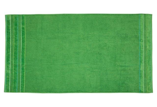 Swizzle Beach Towel, Lime