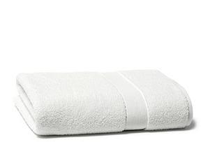 Signature Bath Towel, White