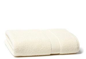 Signature Bath Towel, Cream
