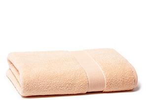 Signature Bath Towel, Peach