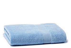 Signature Bath Towel, Blue