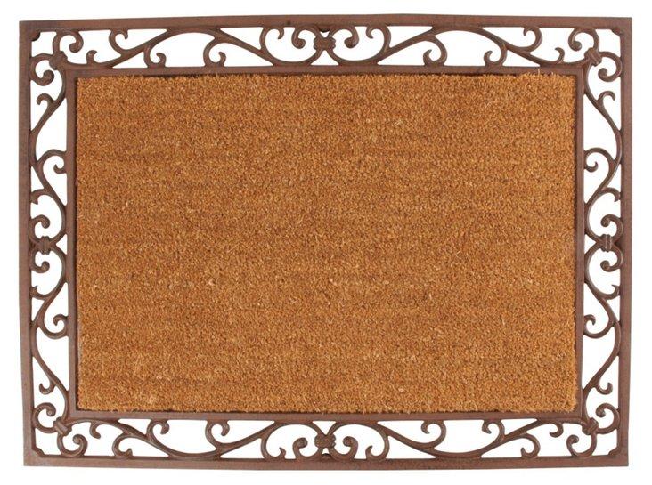 Cast-Iron Doormat