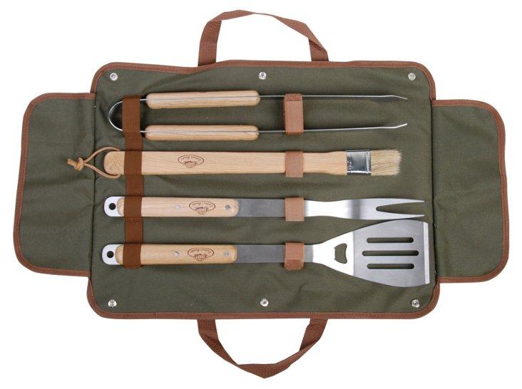 BBQ Tools Set in Bag