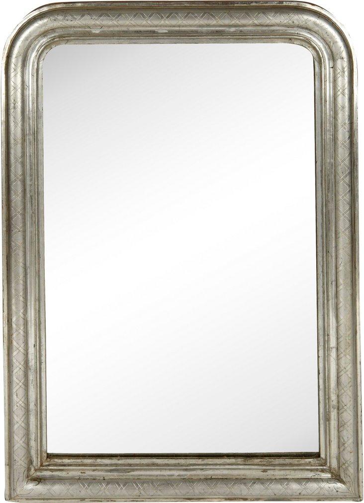 Antique Louis Philippe Mirror II