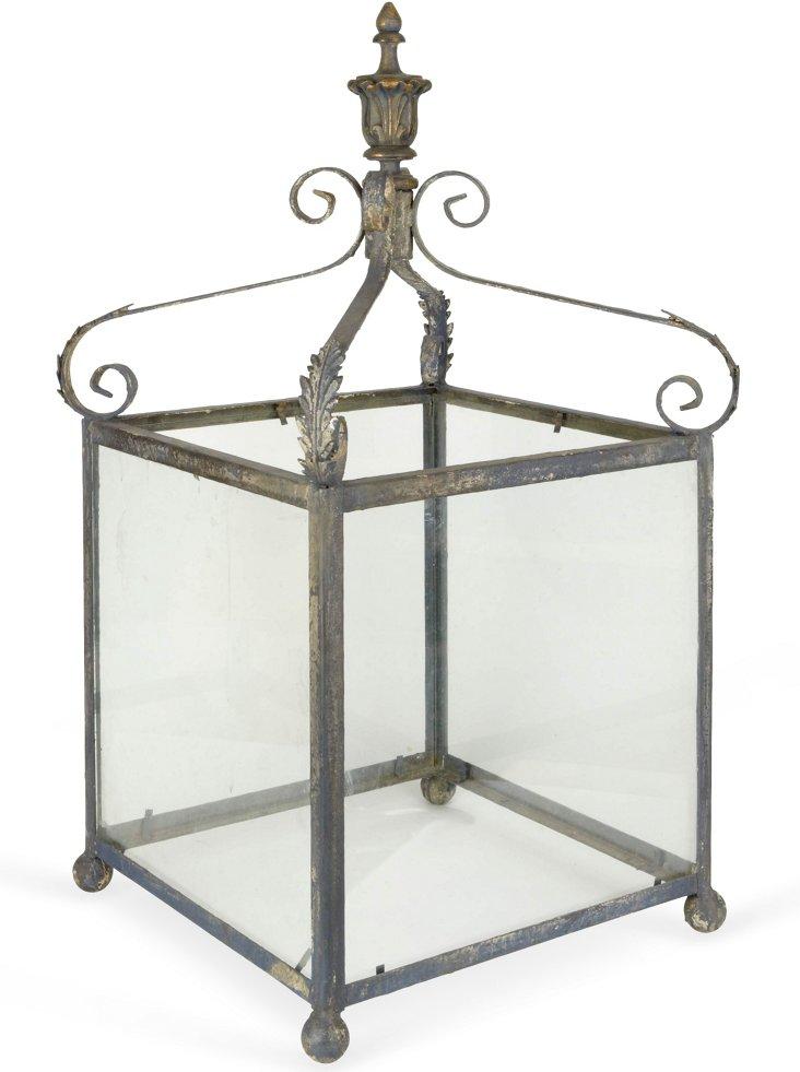 20th-C. Portuguese Lantern