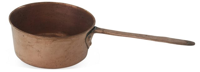 Swedish Copper Pot II