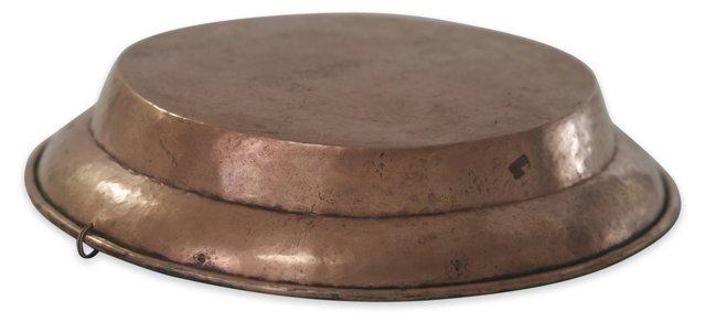 Swedish Copper Pan II
