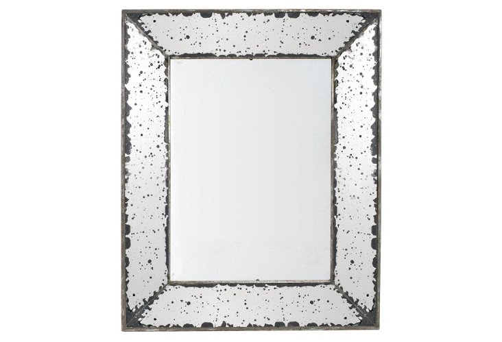 Lucy Mirrored Tray I