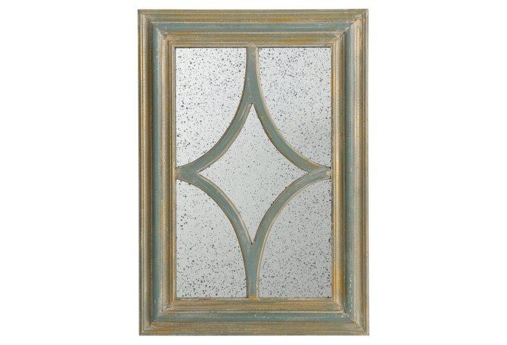 Courtney Antiqued Mirror