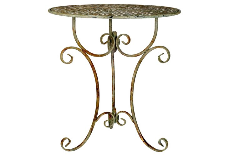 Celine Garden Table w/ Three Legs