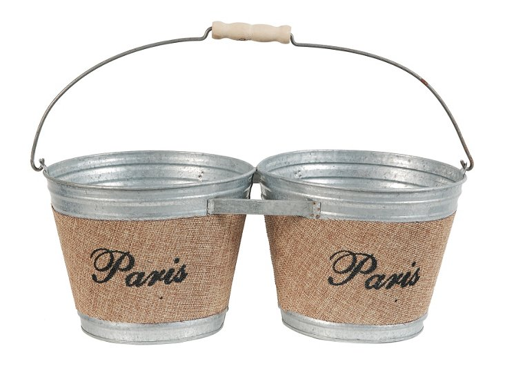 Paris Dual-Bucket
