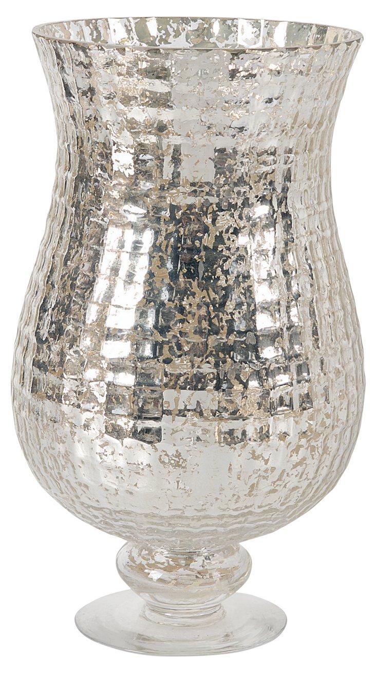 Mercury Candleholder