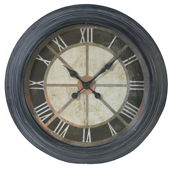 Phillippe Wall Clock