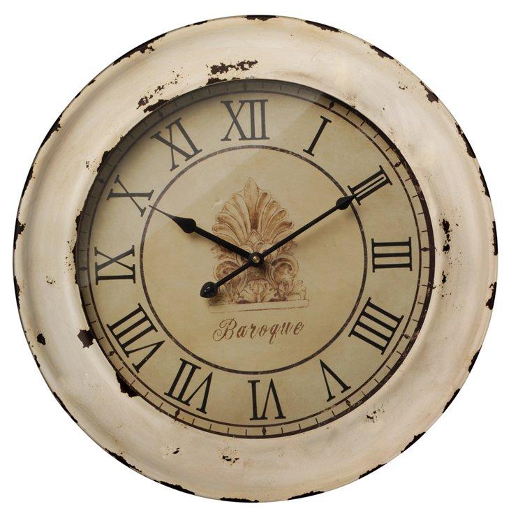 Rhone Wall Clock