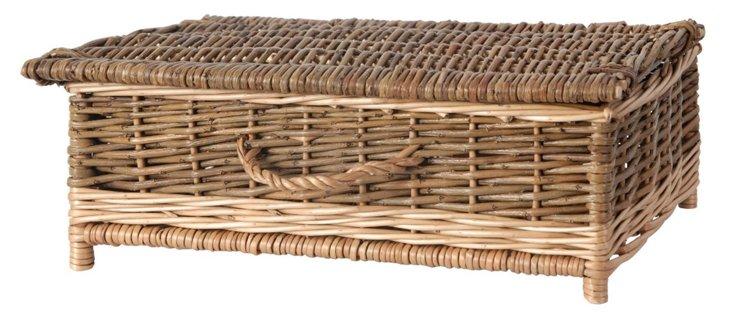 Willow Basket Box
