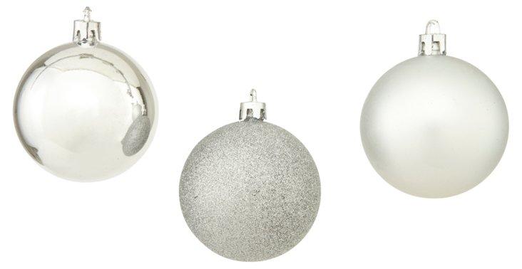 "2.5"" Ball Ornaments, Box of 30"