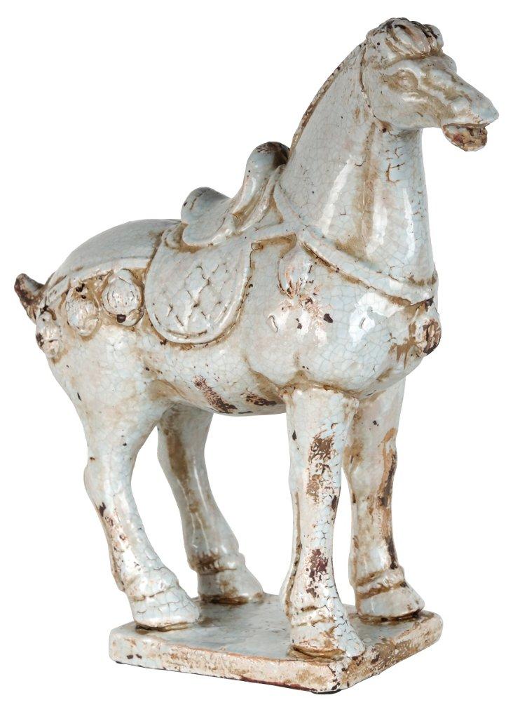 "12"" Classical Horse Objet"