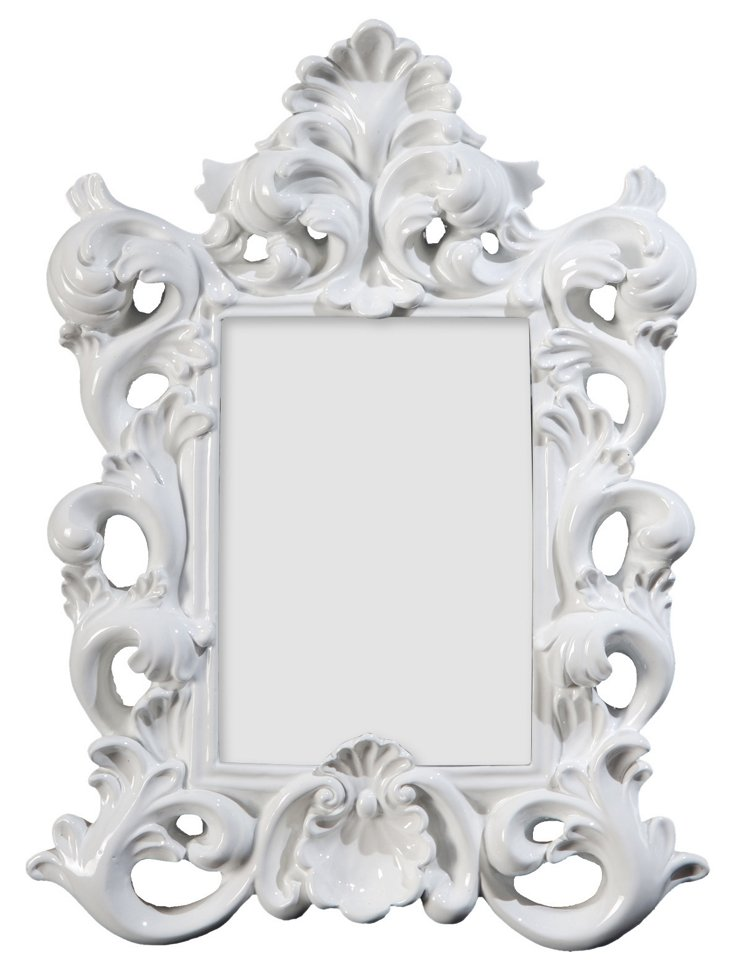 French White Frame