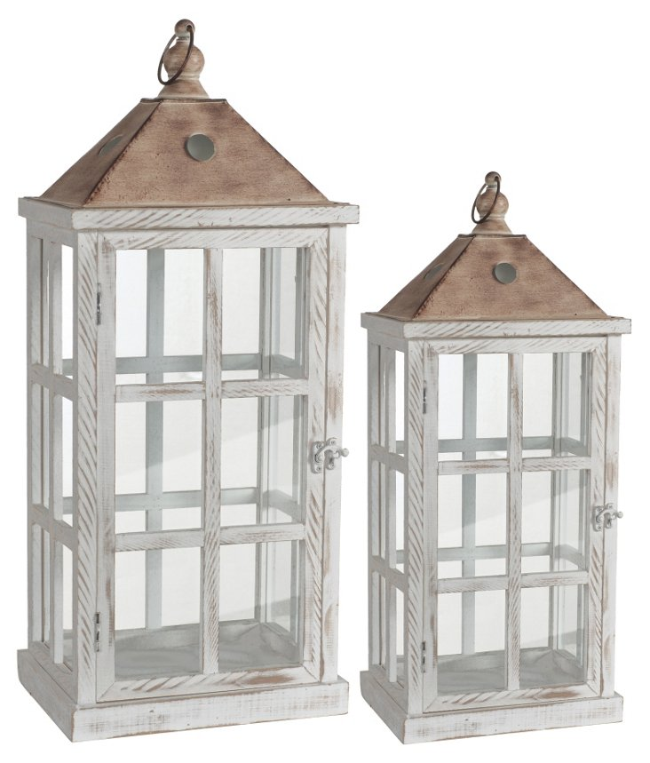 S/2 Craft Lanterns