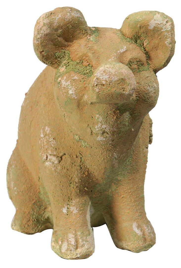 """12"""" Moss Pig"""