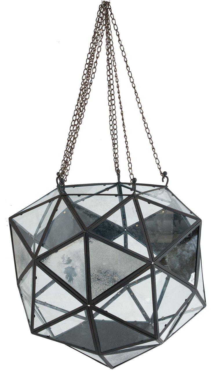 """21"""" Optic Hanging Lantern"""