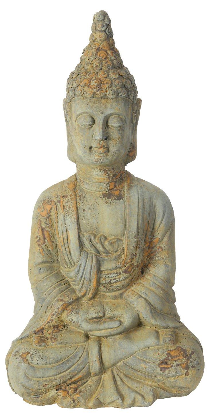 """18"""" Tian Buddha"""