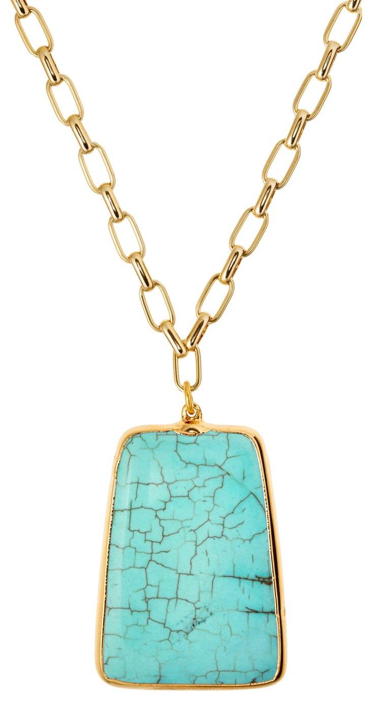 Turquoise Dalila Necklace