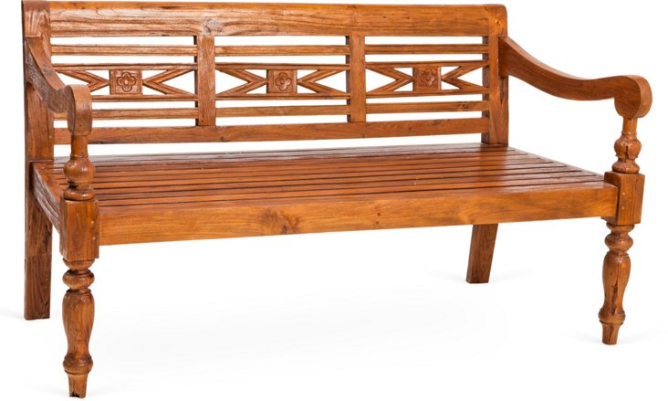 Colonial Bench II