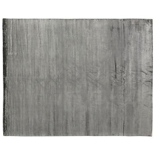 Bovey Rug, Dark Gray