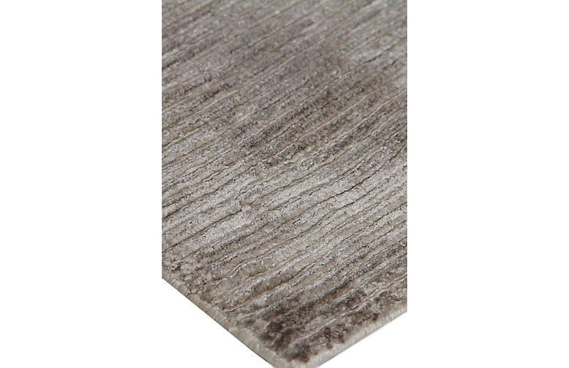 Bovey Rug Dark Gray Exquisite Rugs Brands One Kings