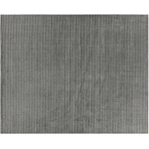 Vienne Hand-Knotted Rug, Gray