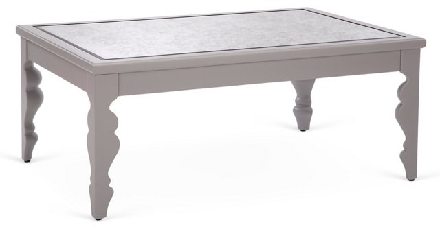 Jules Coffee Table, Gray