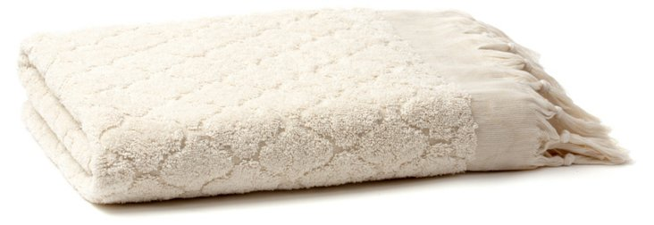 Delight Bath Towel, Oatmeal