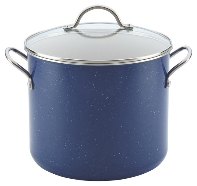 12 Qt Traditions Speckled Stockpot