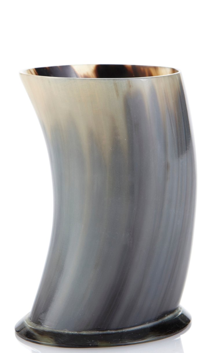 Natural Horn Cup