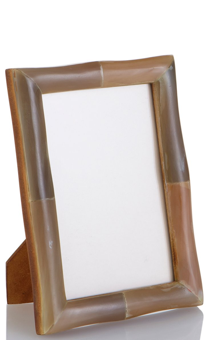 Horn Frame, 4x6
