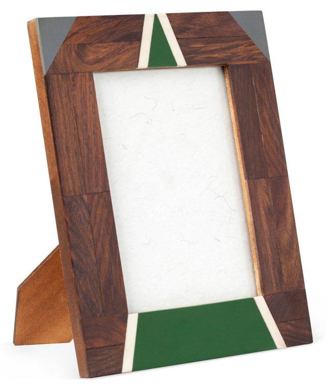 Sheesham Inlaid Frame, 5x7