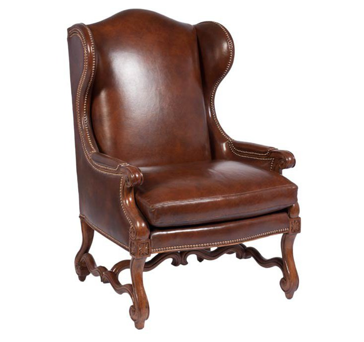 Portuguese Wing Chair