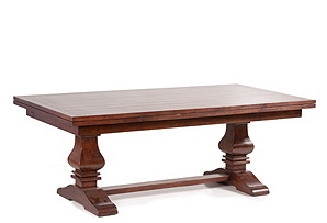 Ines Refectory Trestle Table