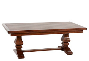 Durham Extension Refectory Trestle Table