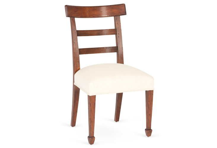 Paxford Side Chair, Ivory