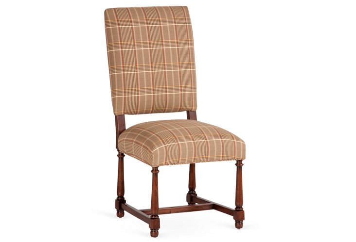 Abingdon Side Chair, Taupe