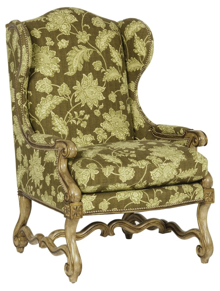 Portugese Wing Chair