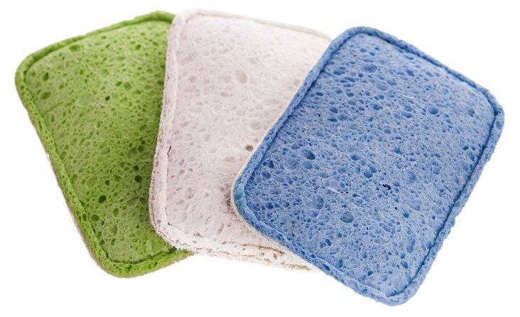 S/9 Flip Scrubber Sponges