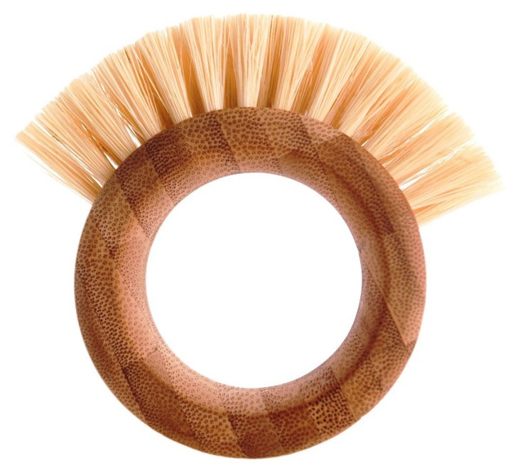 S/3 Bamboo Ring Brushes