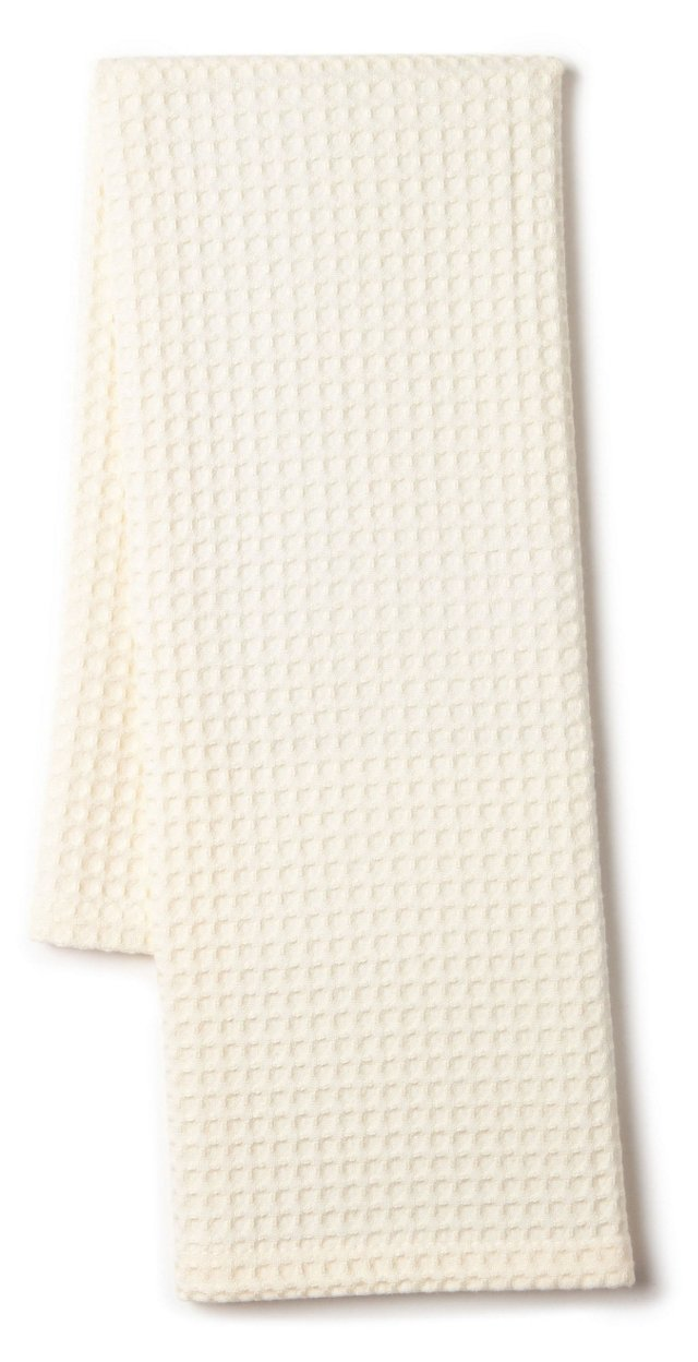 S/4 In the Buff Dish Towels, Natural