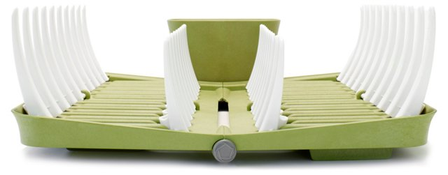 Smart Dish Rack, Green